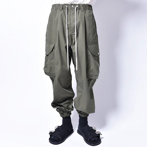 rin / Big Cargo Jodhpurs Pants OLV