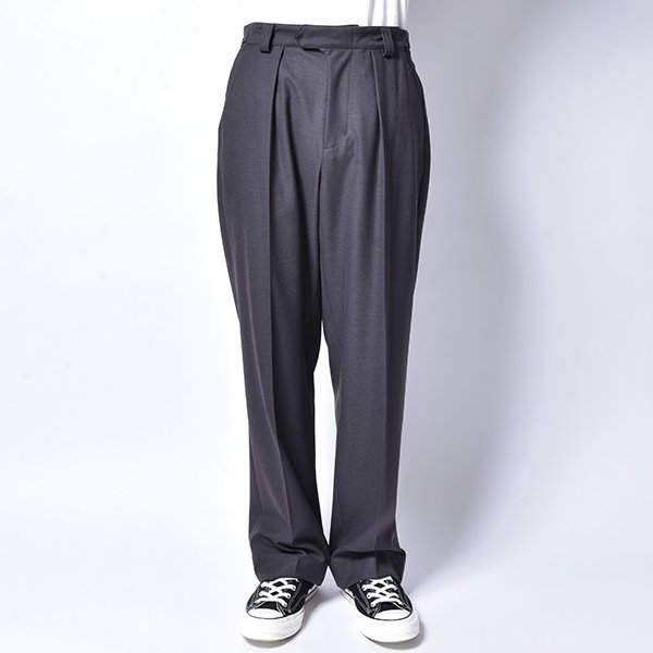 rin / Belt Wide Slacks Pants CHA
