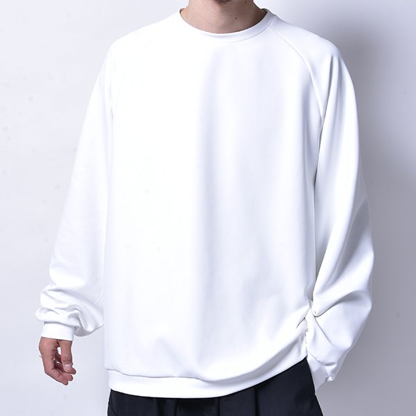 rin / Soft Big L/S Tee WH