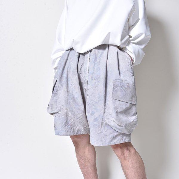 rin / Dusty Cargo Short Pants WH GREY Dust
