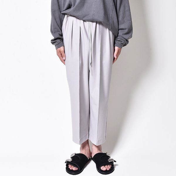rin / Cooling Cropped Pants GREIGE