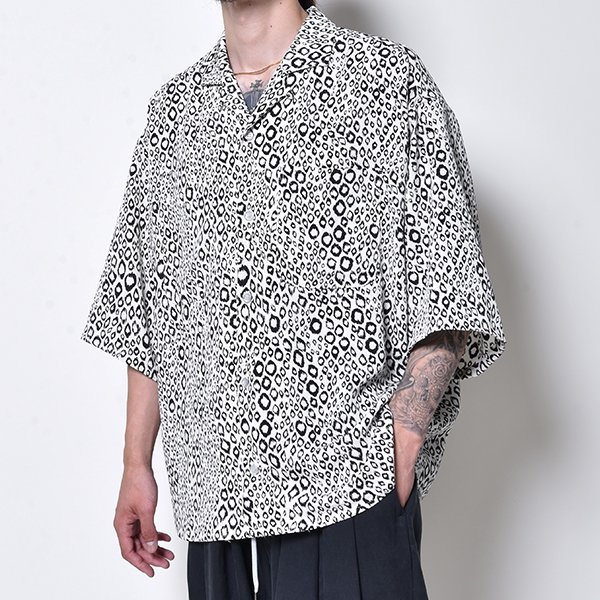 rin / GARA Wide OP S/S Shirt LEO
