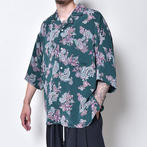 rin / GARA Wide OP S/S Shirt PAY