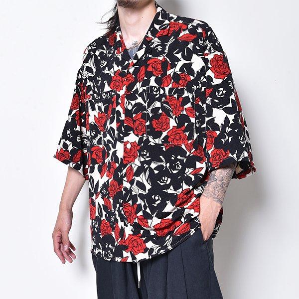rin / GARA Wide OP S/S Shirt BARA