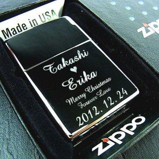 zippo 名入れ刻印