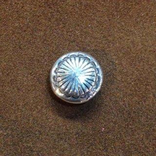 【追加カスタム用も含】飾りコンチョボタン★SIRVER925 1.4cm型