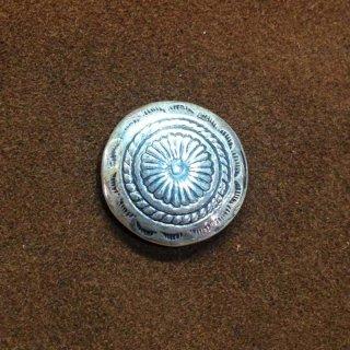 【追加カスタム用も含】飾りコンチョボタン★SILVER925 1.8cm型
