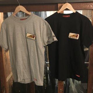 《Indian/インディアン》定番Tシャツ 刺繍&ワッペン