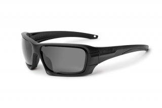 【ESSサングラス】ROLLBAR (フレーム:ブラック、レンズ:クリアー、スモークグレー)ブラックLOGO
