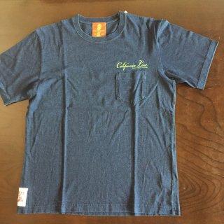 【CALIFORNIA LINE】 カリフォルニアライン マーメイドTシャツ 胸ポケ