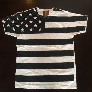 【CALIFORNIA LINE】 カリフォルニアライン 星条旗Tシャツ