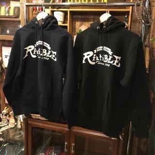 【RAMBLE】ヘビーウエイトパーカー 12オンス 4カラー ランブル