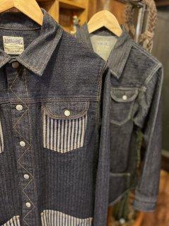 【児島】4ポケットシャツ 2type ワークウェア ワークシャツ