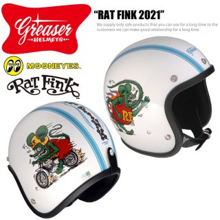 "<img class='new_mark_img1' src='https://img.shop-pro.jp/img/new/icons12.gif' style='border:none;display:inline;margin:0px;padding:0px;width:auto;' />【RAT FINK 2021 Design by""Wildman ISHII""of MOONEYES】 グリーシーキッズ"