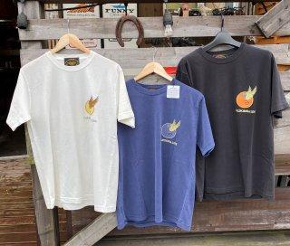 【CALIFORNIA LINE】 フライングピストン Tシャツ 3カラー カリフォルニアライン