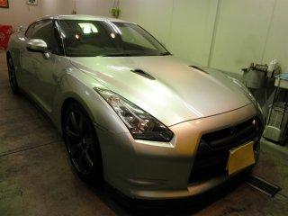 2012年3月-投稿 GT-R(Whelmガラスコーティング)!