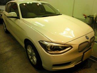 2012年9月-投稿 BMW116i(GT-Cグラステックコート)!