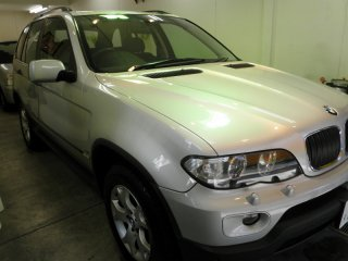 2012年12月-投稿 BMW X5(ハイブリッドポリマー)!
