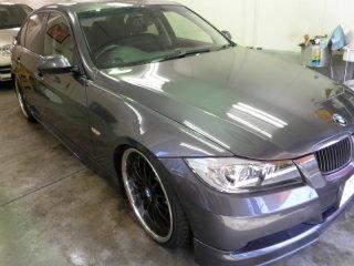 2012年12月-投稿 BMW3セダン(ハイブリッドポリマー)!