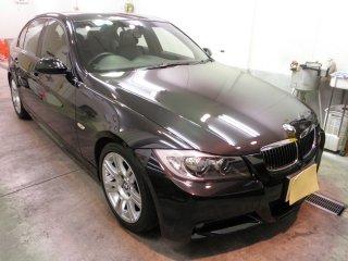 2013年3月-投稿 ガラスコーティングでのご依頼の多い欧州車BMW3シリーズ