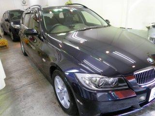 2013年8月-投稿 BMW325iツーリング(GT−Cグラステックコート)!