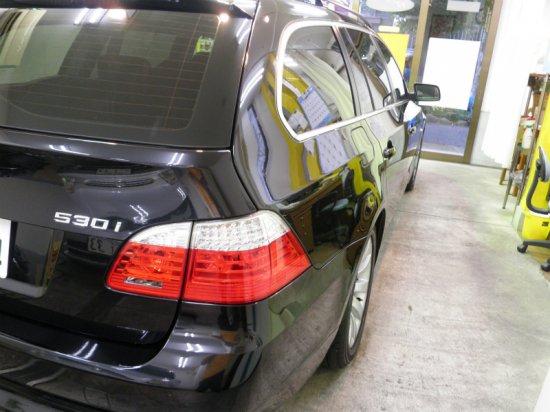 BMW530iツーリング(GT−Cグラステックコート)!【画像2】