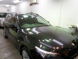 2013年8月-投稿 BMW530iツーリング(GT−Cグラステックコート)!