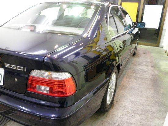 BMW530i(GT−Cグラステックコート)!【画像2】