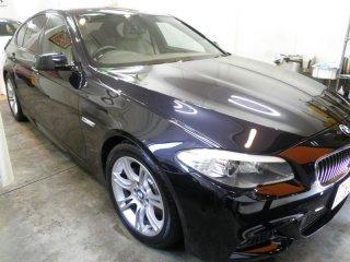 BMW5 BMW523i(GT−Cグラステックコート)