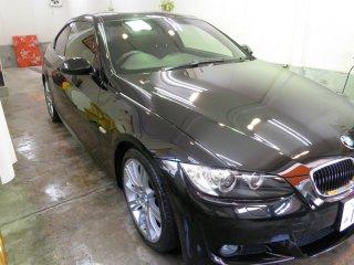 2014年6月-投稿 BMW320i(ハイブリッドポリマー)!