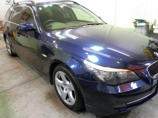 BMW525iツーリング(GT−Cグラステックコート)