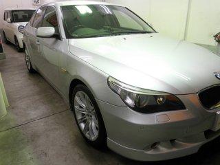 2014年10月-投稿 BMW525i
