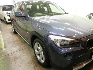 2014年12月-投稿 BMW・X1(GT−Cグラステックコート)