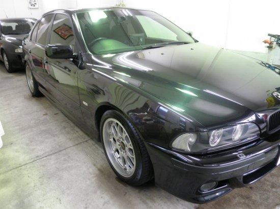 BMW525i(GT-Cグラステックコート)