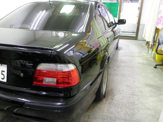 BMW525i(GT-Cグラステックコート)【画像2】