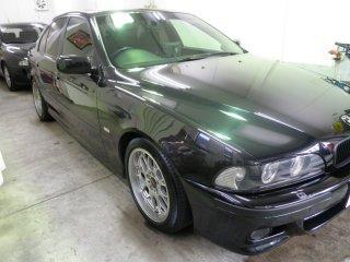 BMW5 BMW525i(GT-Cグラステックコート)