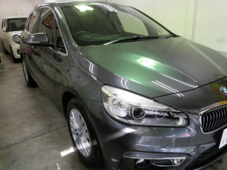BMW2 BMW218i(GT-Cグラステックコート)