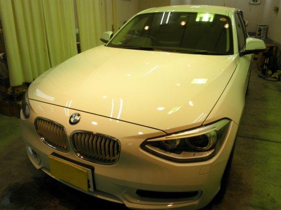 BMW116i(GT-Cグラステックコート)