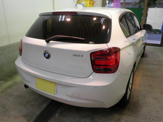 BMW116i(GT-Cグラステックコート)【画像2】