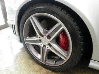 2015年11月-投稿 AMG・E63(GT-Cグラステックコート)