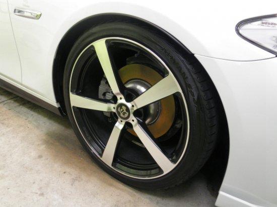 BMW5シリーズ(グロスライドガラスコーティング)