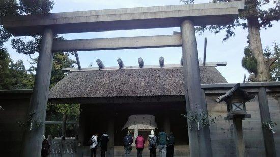 神社と言えば、伊勢の神宮【画像2】