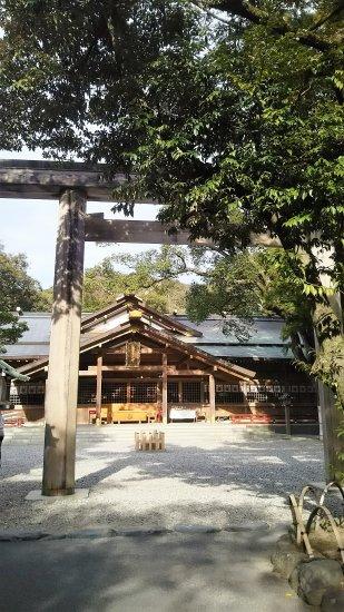 神社と言えば、伊勢の神宮【画像3】