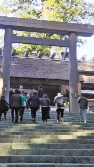 神社と言えば、伊勢の神宮【画像4】