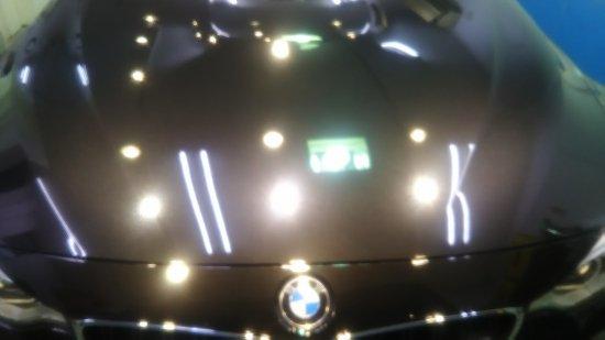 BMWM4・ボディガラスコーティング施工のご依頼!【画像8】