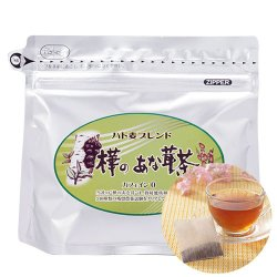 樺のあな茸茶・ハト麦ブレンド