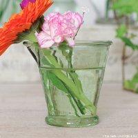 クラシックミニガラスベース カップ