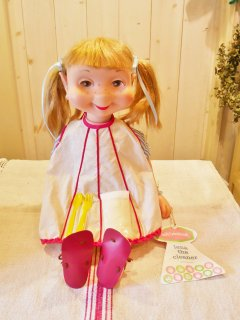 WHIMSIE(ウィムジー) 人形 タグ付き