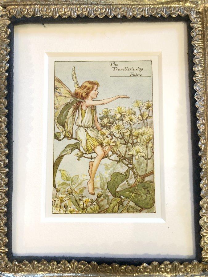 夏の花の妖精 1925