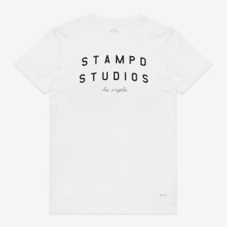 STAMPD STUDIOS 15 TEE《White》